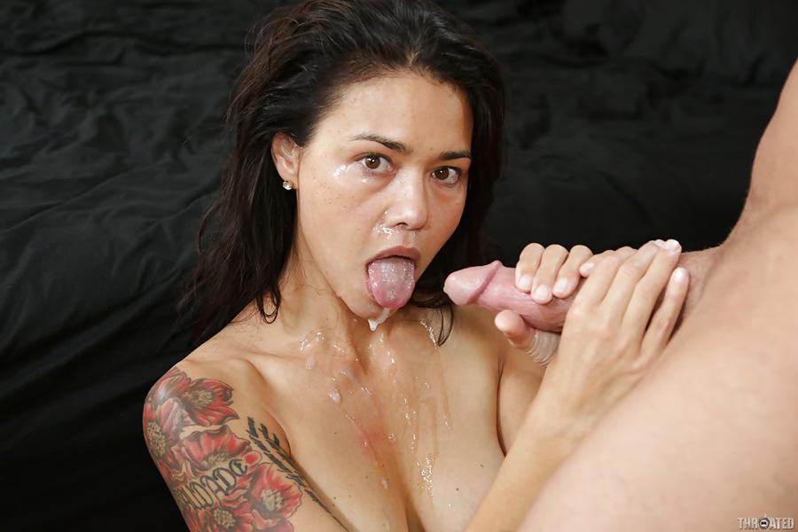 Pipe prutale et grosse éjac pour Dana Vespoli