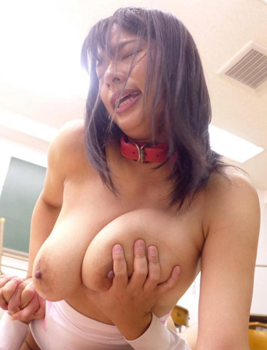 Japonaise soumise à grosses miches qui prend cher